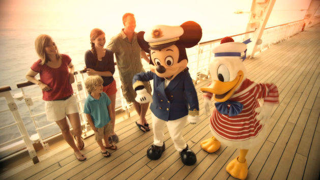 My Disney Cruise - Dancing