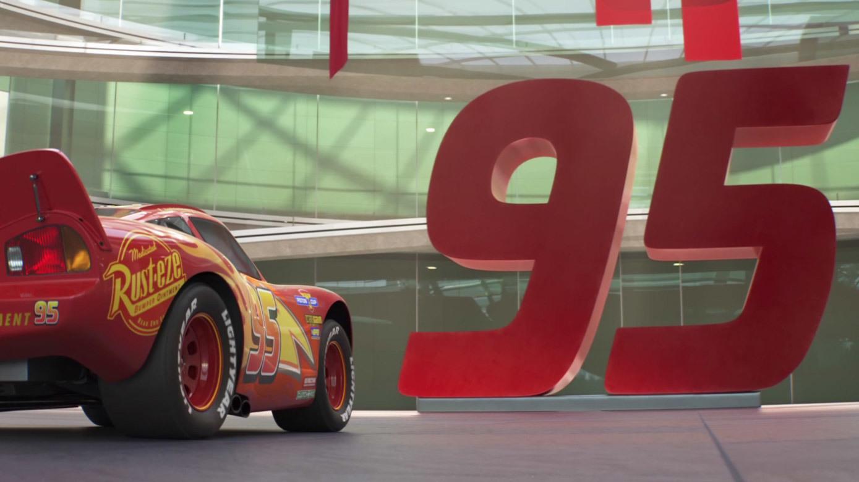 Auta 3 - rozšířený teaser trailer
