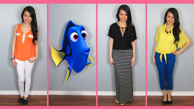 Finding Nemo Lookbook