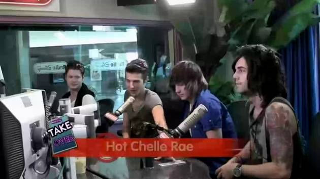 Hot Chelle Rae - Take Over with Ernie D.