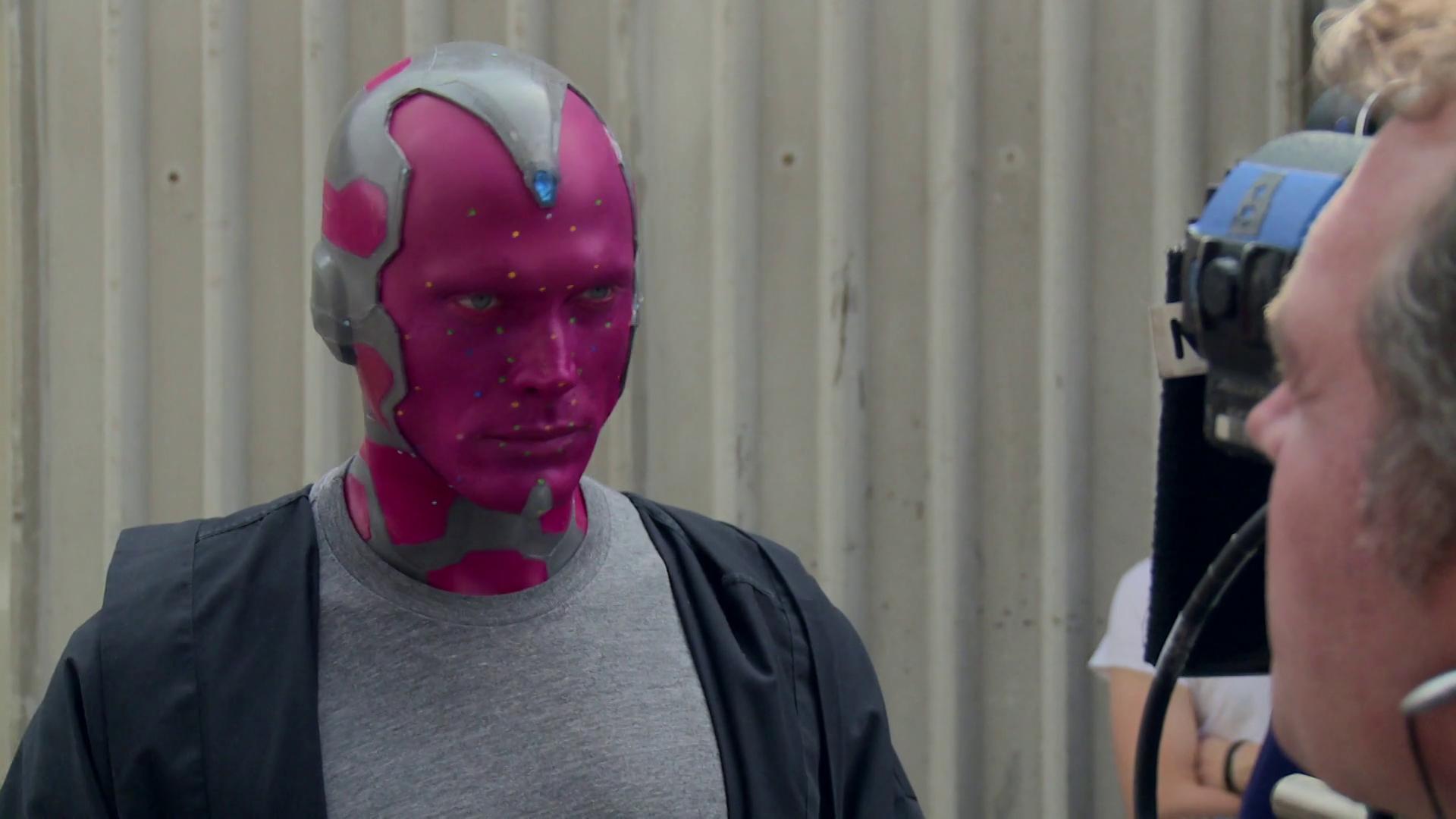 Designing Vision - Avengers: Age of Ultron Bonus Clip
