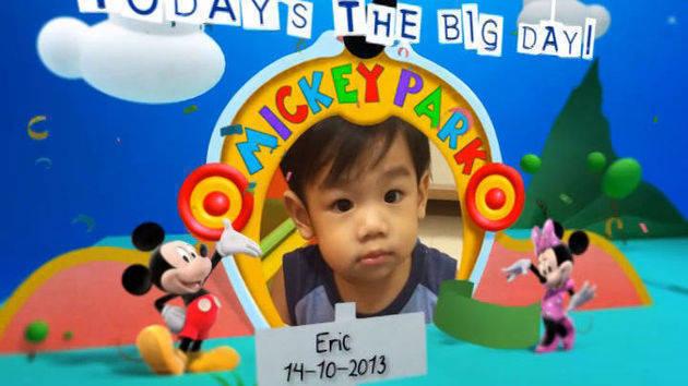 Disney Junior Birthday Book October Album 2