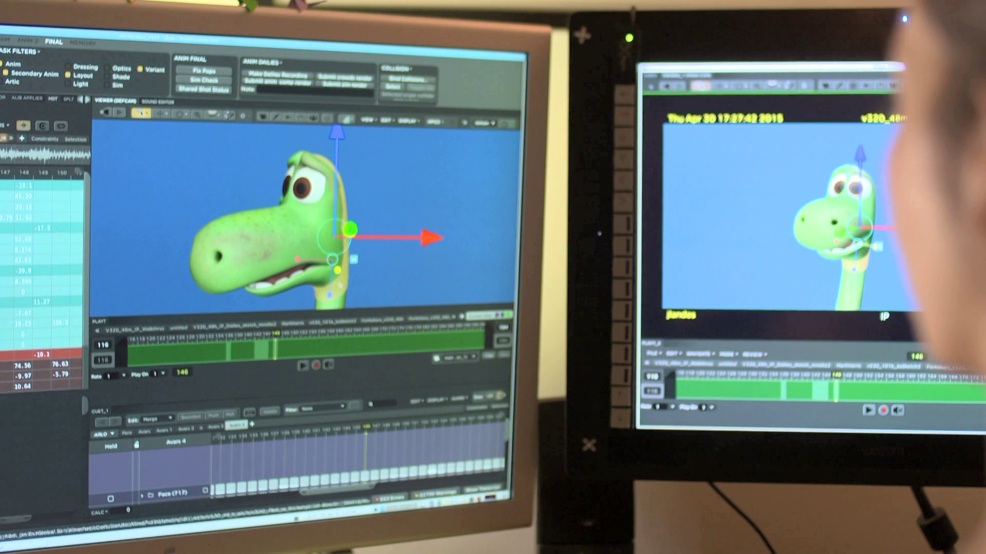 Truth To Character - The Good Dinosaur Featurette