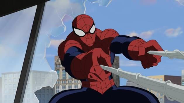 Ultimate Spider-Man - Terugkeer van Venom