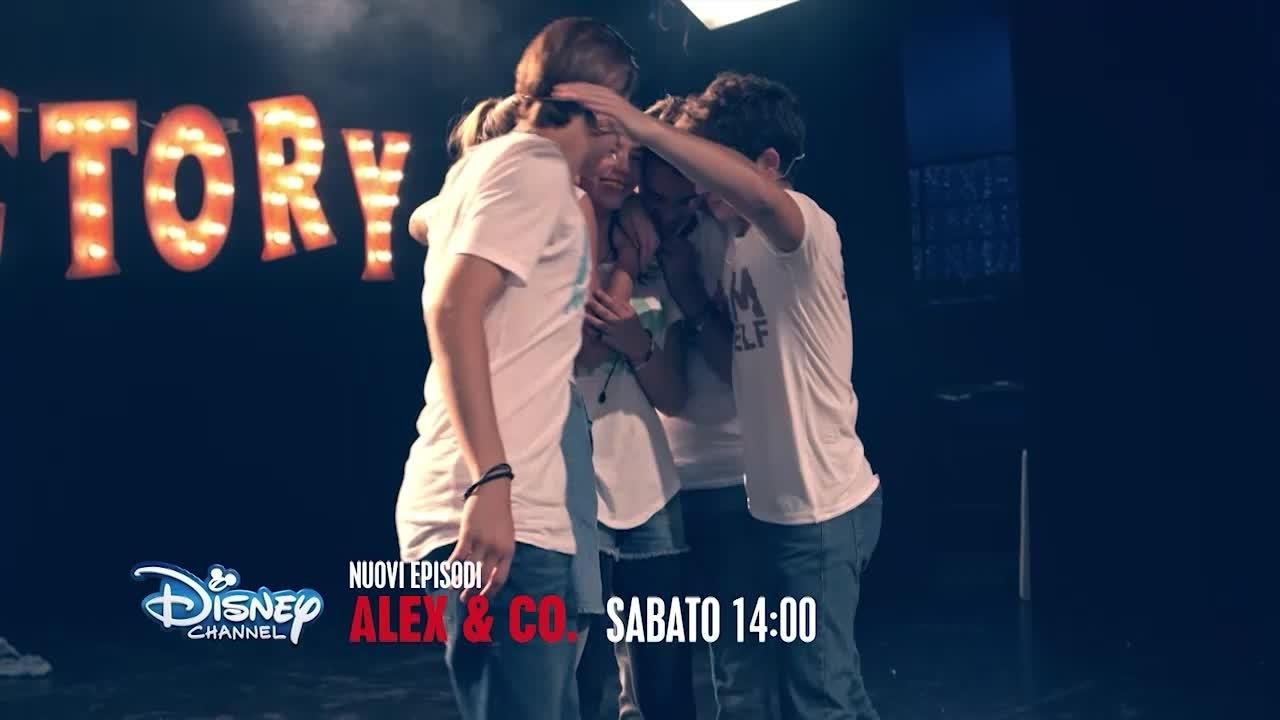 Sabato, un nuovo doppio episodio di Alex & Co!