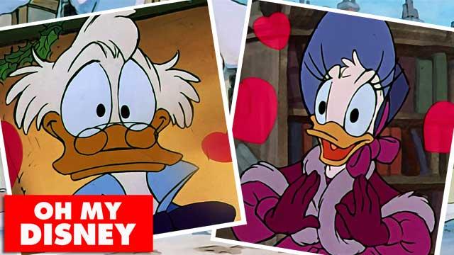 Mickey's Christmas Carol -  Romantic Comedy Trailer - Oh My Disney