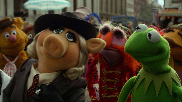 Muppets Most Wanted Extended Scene