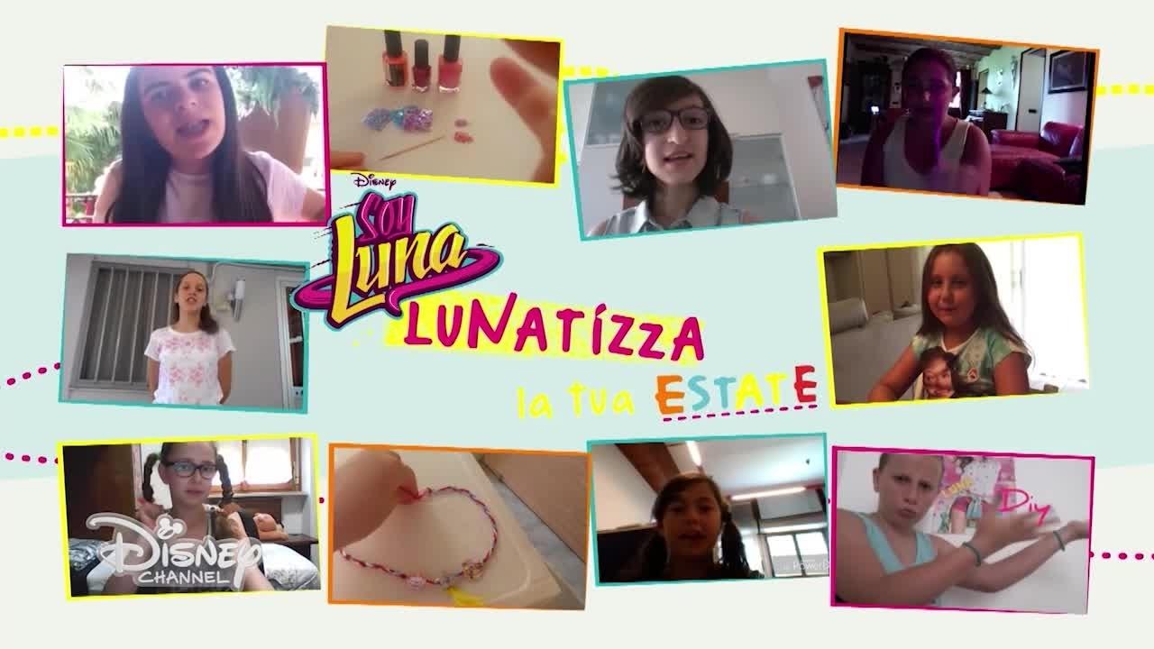 Soy Luna - DIY vota i finalisti