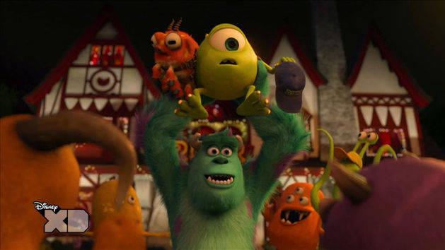 Monsters University - Mascotte