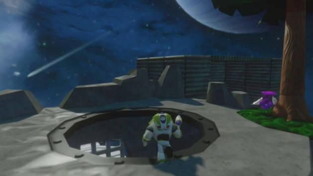 Saving Mr. Rex - DISNEY INFINITY Toy Box