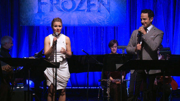 Love Is An Open Door by Kristen Bell and Santino Fontana from Frozen