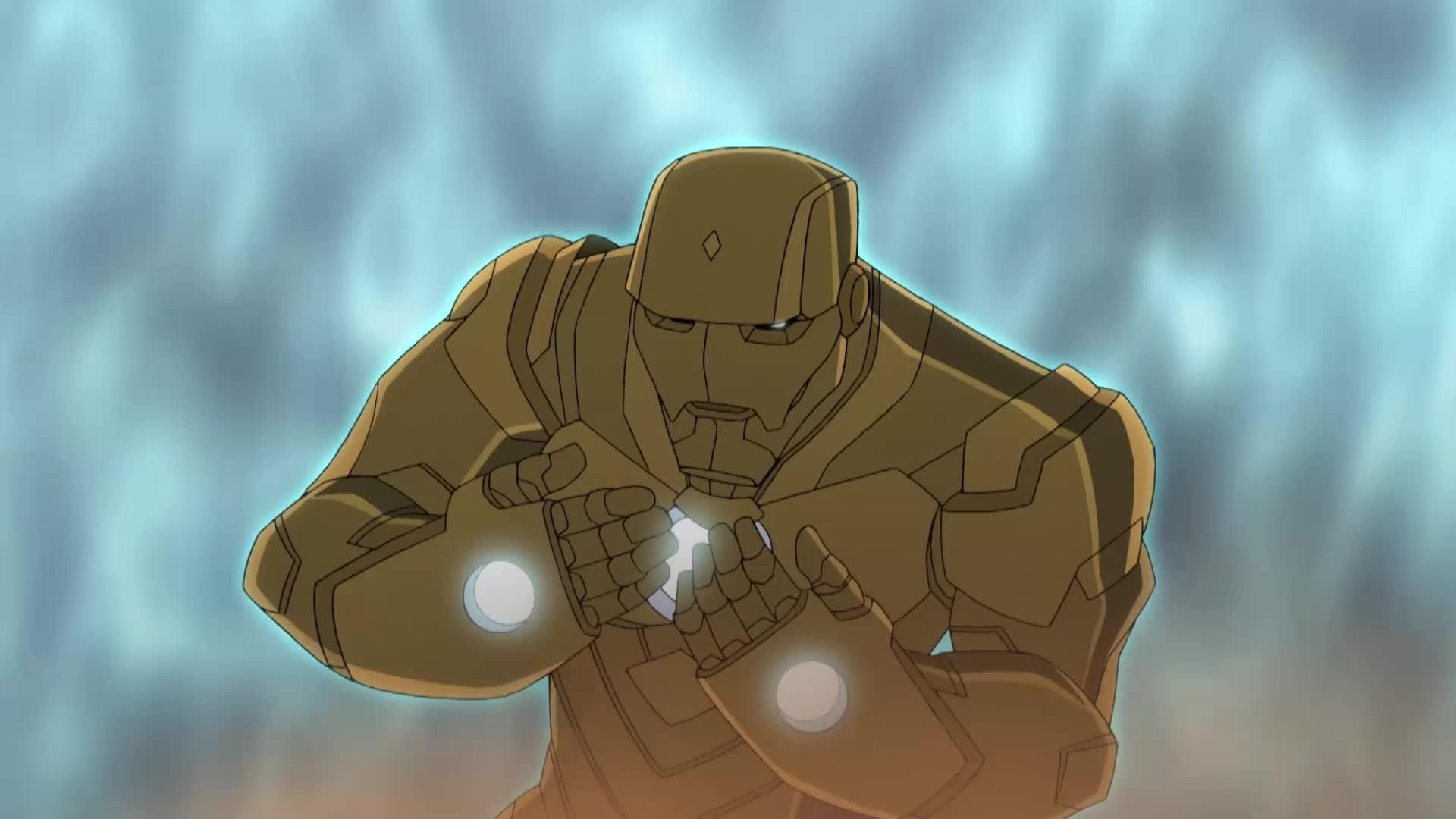 Avengers Assemble - Galactus gevecht!