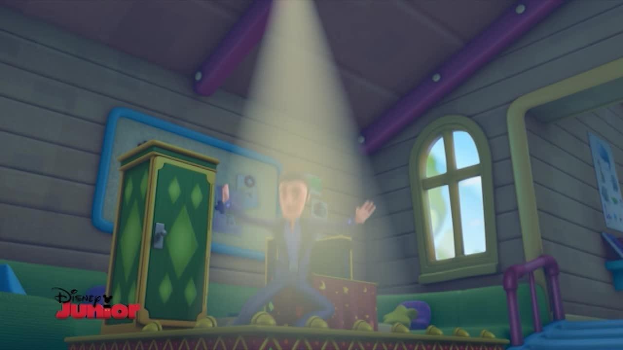 Dottoressa Peluche - Il mago
