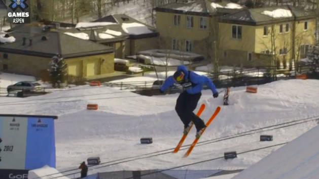 Men's Ski Slopestyle Final - Nick Goepper
