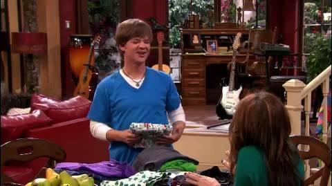 Jackson's Advice - Hannah Montana Clip