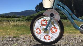 BB-8 Bicycle Wheel Decoration