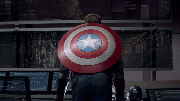 Captain America: The Winter Soldier - Trailer 1