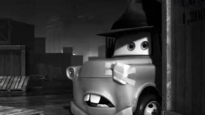 Mater Private Eye - Cars Toons: Mater's Tall Tales