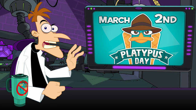 Doof Daily: THE CRUEL JOKE THAT IS 'PLATYPUS DAY'