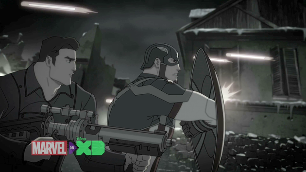 Marvel's Avengers: Ultron Revolution Season 3, Ep. 3 - Clip 1