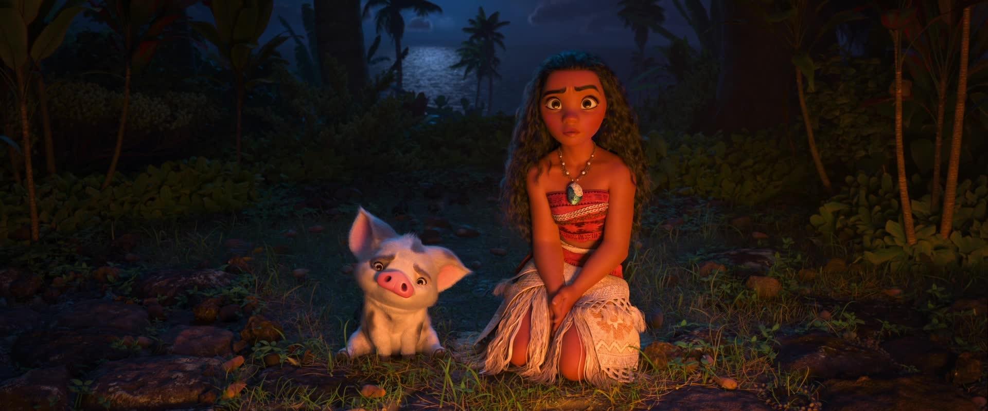 Vaiana - trailer 1