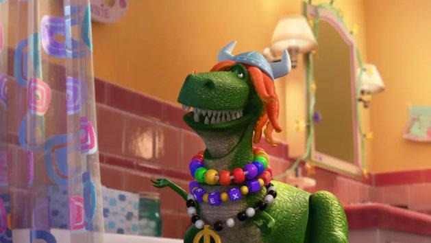 Partysaurus Rex - Clip