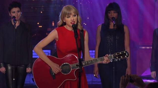 Begin Again (Live from New York City) - Taylor Swift