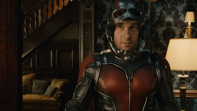 Redemption - Ant-Man