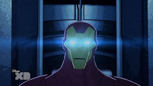 Avengers Assemble - Protocol