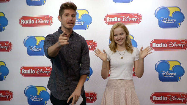 Dove Cameron - Celebrity Take with Jake