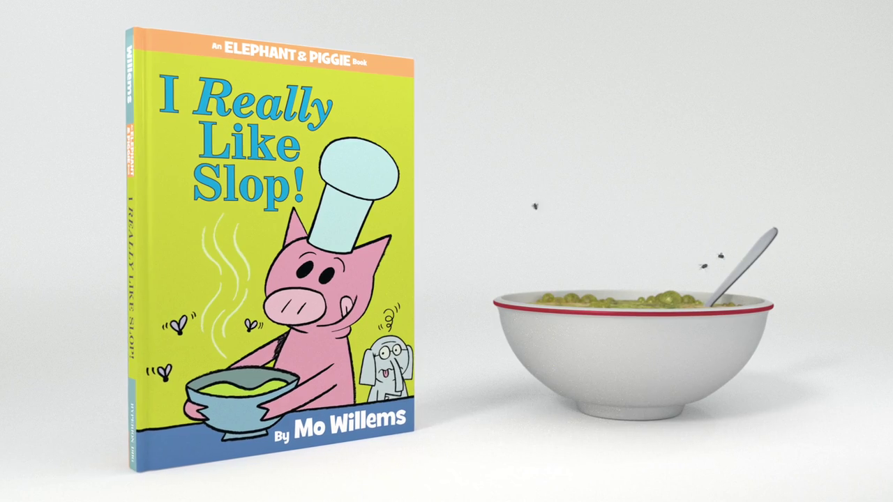 I Really Like Slop! by Mo Willems