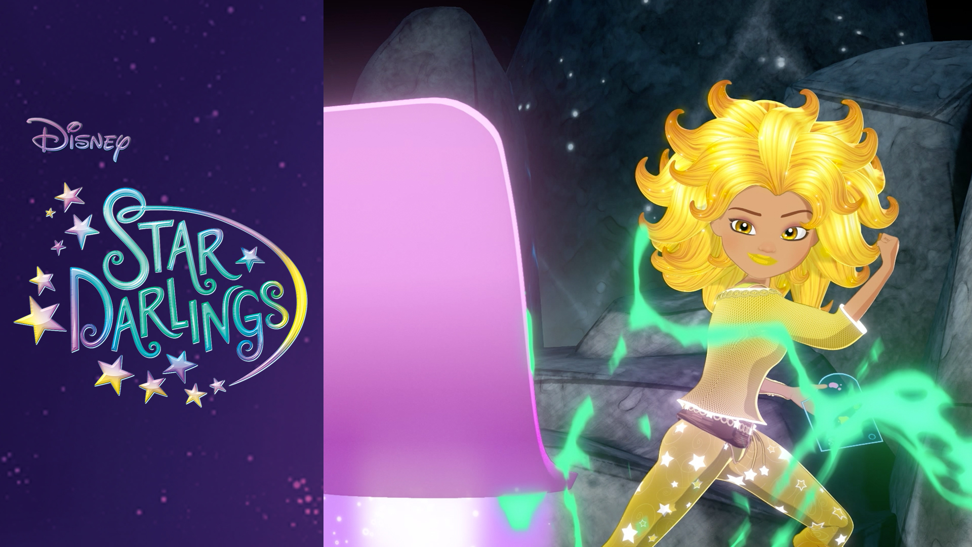 Paint by Numbers - Episode 12 - Disney's Star Darlings