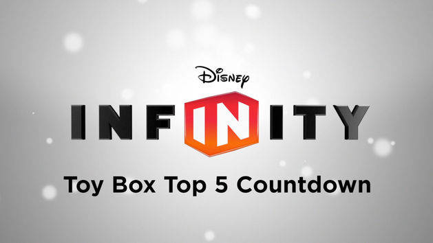 Top 5 Toy Box Countdown for 1/9/2014 - DISNEY INFINITY