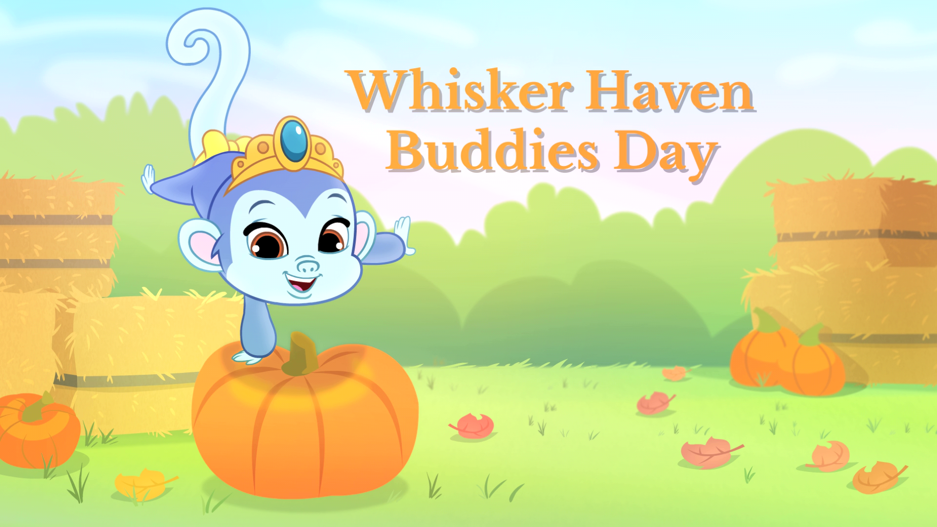 Whisker Haven Buddies Day | Ep. 205 | Whisker Haven Tales With The Palace Pets