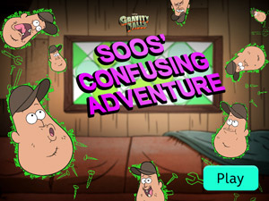 NEW! Soos' Confusing Adventure