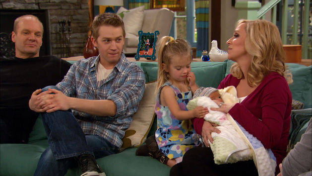 Good Luck Charlie: Welcome Home