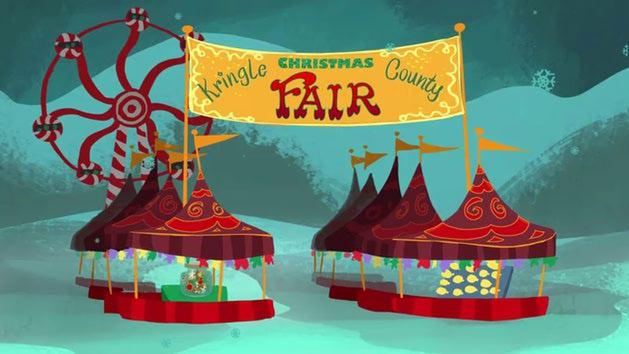 Prep & Landing: Naughty vs. Nice: Kringle County Fair