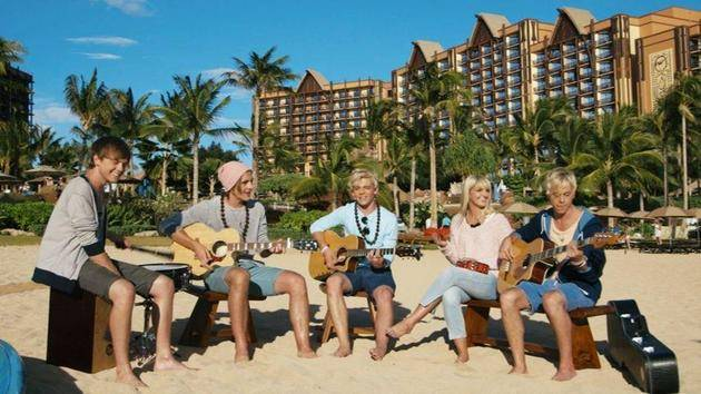 I Want U Bad (Live at Aulani) - R5