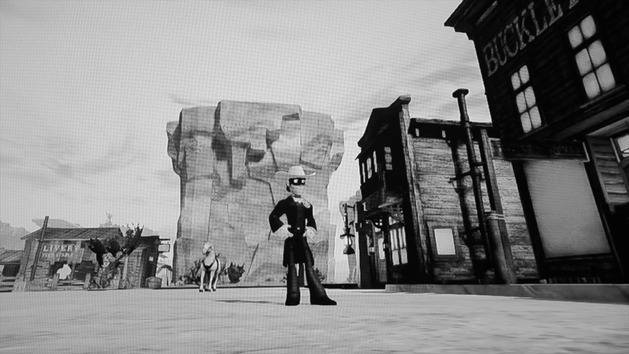 Last Cowboy Standing by CCRunner524 - First Place Winner - DISNEY INFINITY