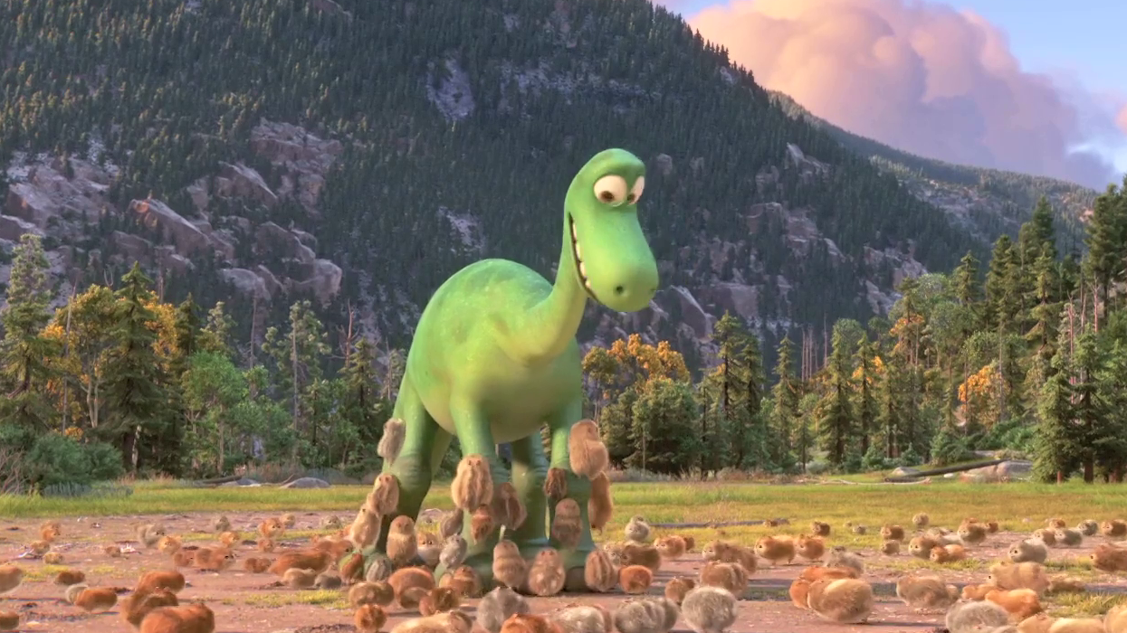 Hate the Game - Dino Bite - The Good Dinosaur
