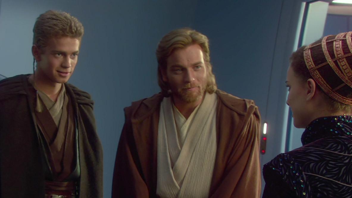 Vzestup, pád a vykoupení Anakina Skywalkera
