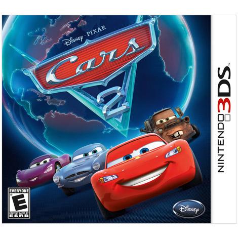 Disney Pixar Cars  Driving Game