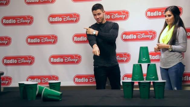 Nick Jonas Challenge