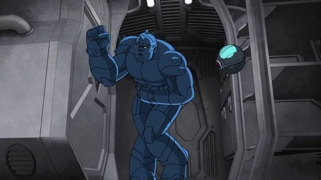 Hulk: Portal hacia la destrucción, parte 2
