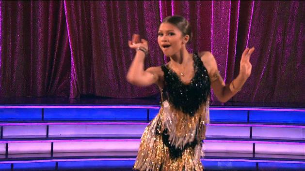 Cha Cha - Zendaya's Week 6 - Dancing with the Stars