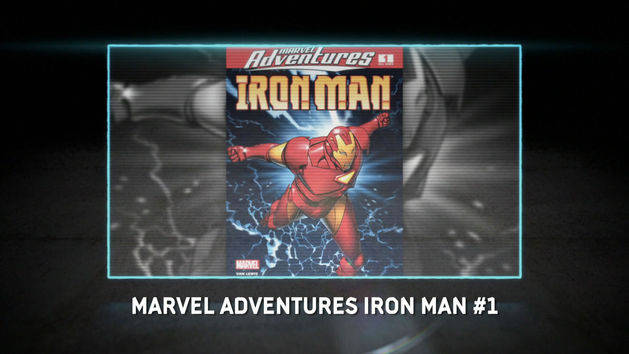Comics Close-Up: Iron Man