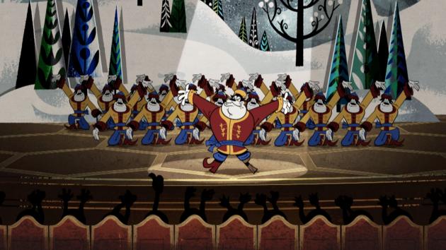 La danza rusa mickey mouse videos disneylatino - La mickey danza ...
