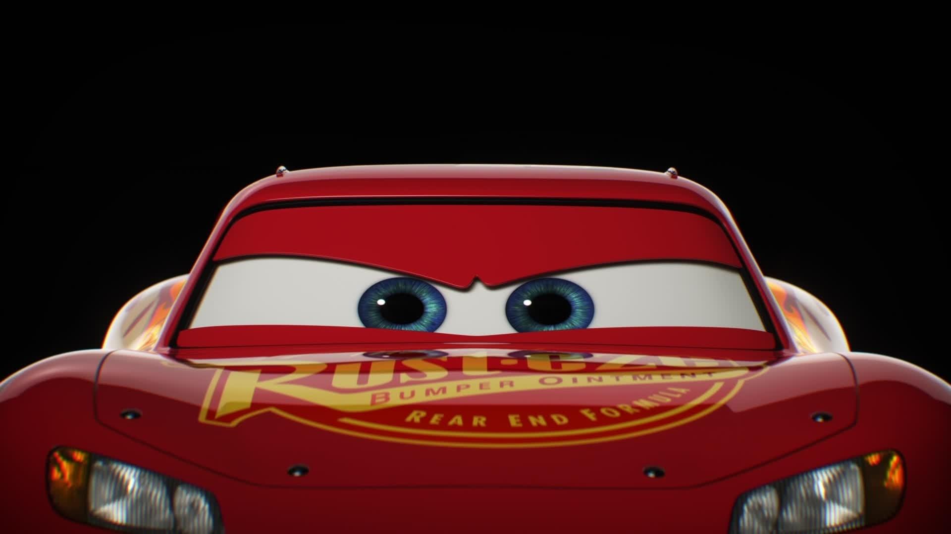 Cars 3 - Bliksem McQueen
