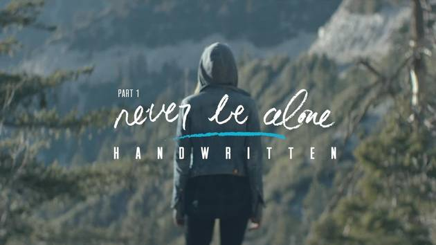 """""""Never Be Alone"""" - Shawn Mendes"""