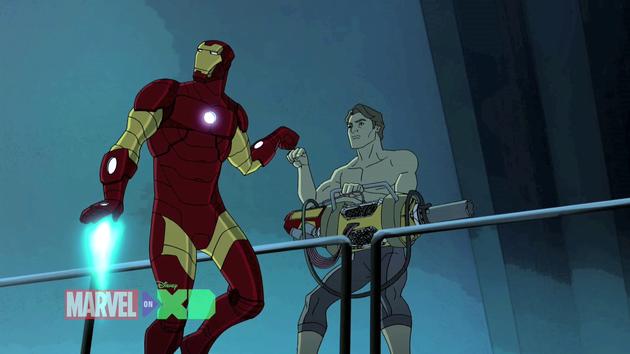 """""""Dehulked"""" Clip - Marvel's Avengers: Ultron Revolution"""